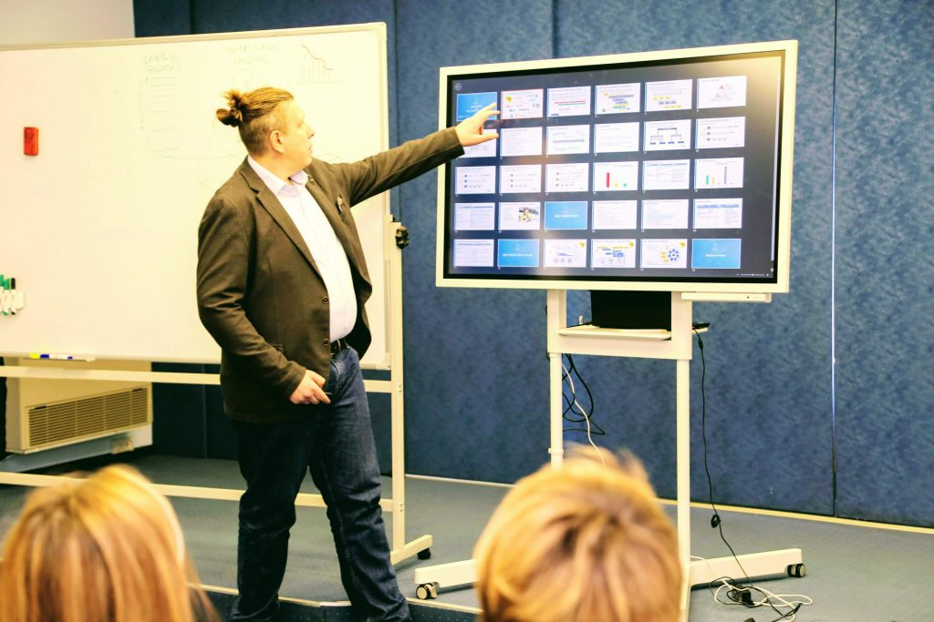 Aleksey Kovaliov pristatymas LR Vyriausybėje