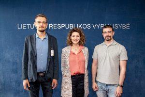 Pasirašyta bendradarbiavimo sutartis tarp Agile Lietuva ir LRVK